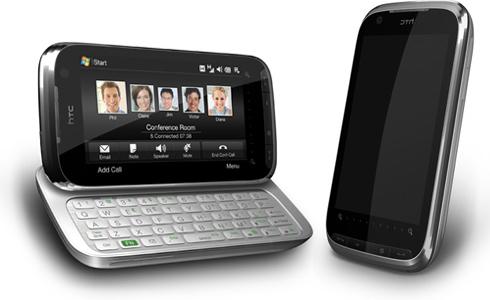 Mobitel v svojo ponudbo vključil HTC Touch Pro 2 ...