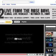 U2-youtube-koncert-v-zivo