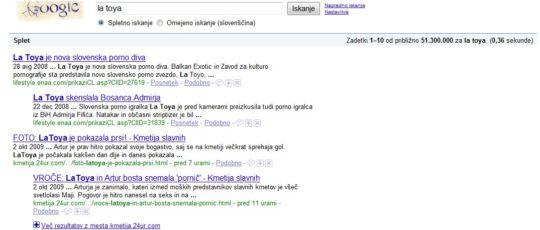 la-toya-google-search