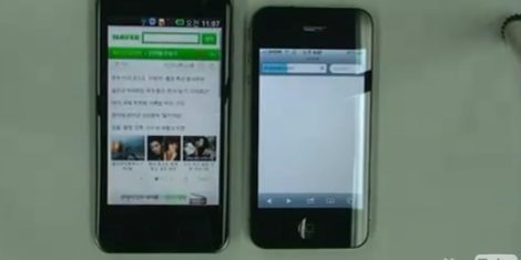 optimus-2x-iphone-speed-video