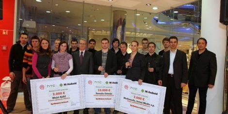 Podelitev nagrad M Android