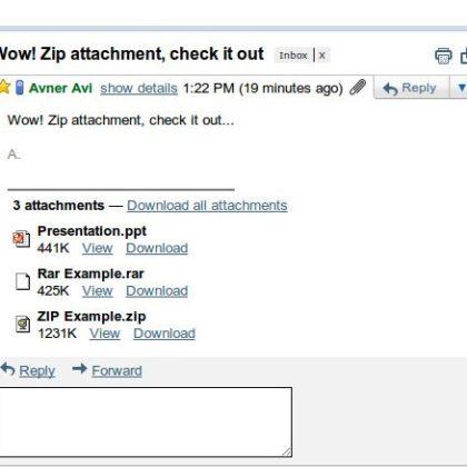 Google-Docs-ZIP-RAR