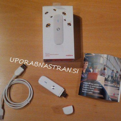 Vodafone K605-box