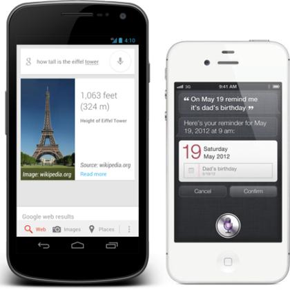 New-Google-Voice-Search-Vs-Siri-on-iOS-6