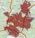 Ljubljana -Mobitel LTE/4G