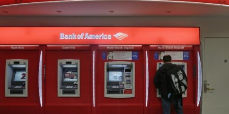 bank-of-america-bankomat