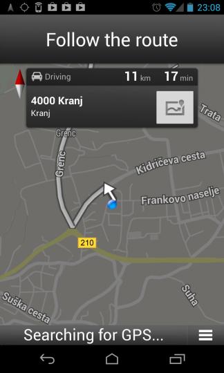 google-maps-navigacija