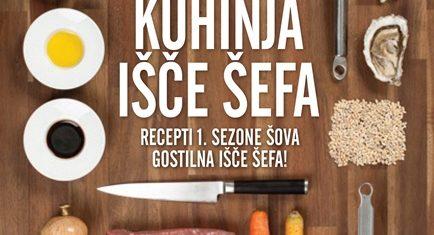 Kuhinja isce sefa-knjiga