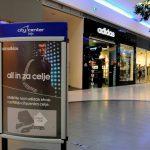 Adidas z novo uradno Adidas shop trgovino v celjskem Citycentru