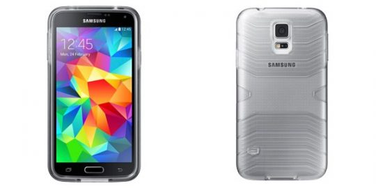 Samsung Galaxy S5 Protective Hard Case Cover Plus