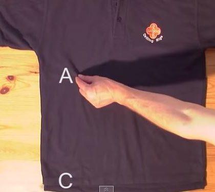 hitro-zlaganje-majice