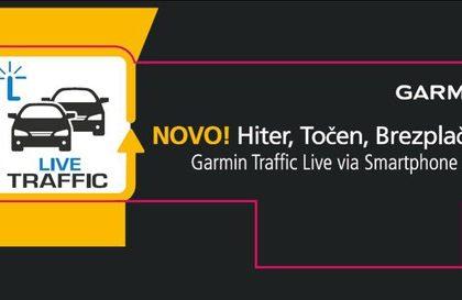 Garmin Traffic Live