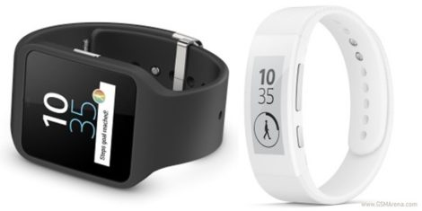 Sony SmartWatch 3 in SmartBand Talk