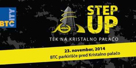 Alive Step Up -kristalna-palaca