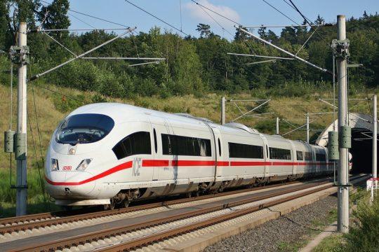 ICE-Deutsche Bahn