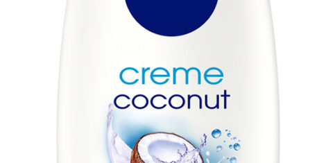 NIVEA BATH Creme Coconut gel za tusiranje