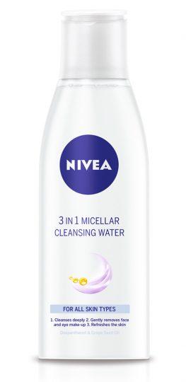 NIVEA micelarna voda 3-v-1