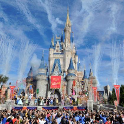 Walt Disney World Theme Park