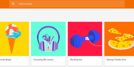 Google Play Music All Access-radio