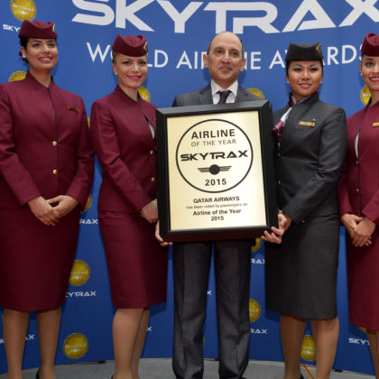 Qatar Airways-Skytrax-nagrada
