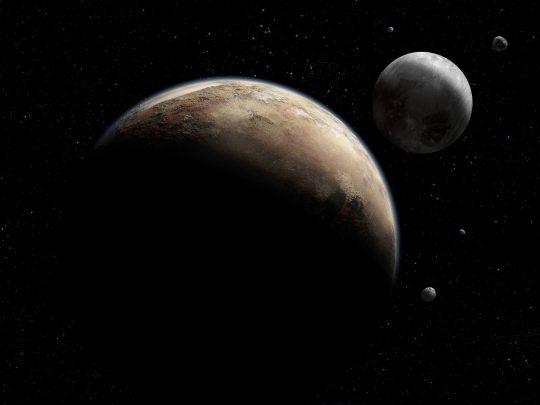 Srecanje s Plutonom Mission Pluto