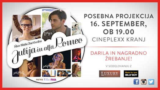 julija in alfa romeo- cineplexx