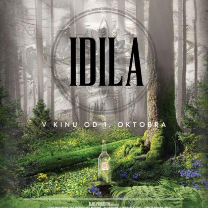 IDILA-poster