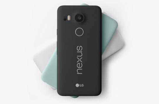 LG Google Nexus 5X-1