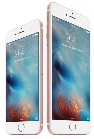 iPhone 6s-iPhone 6s Plus