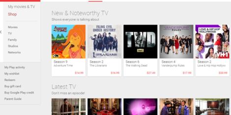 google-play-tv-shows