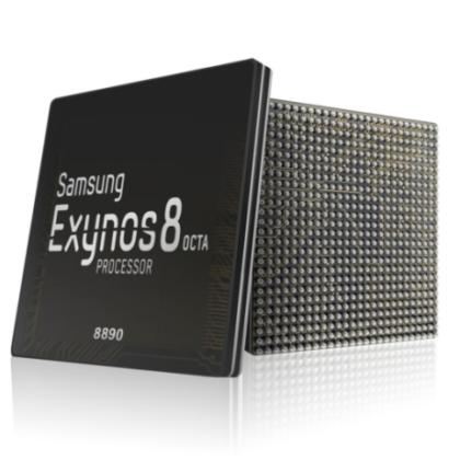 samsung-Exynos 8 Octa 8890