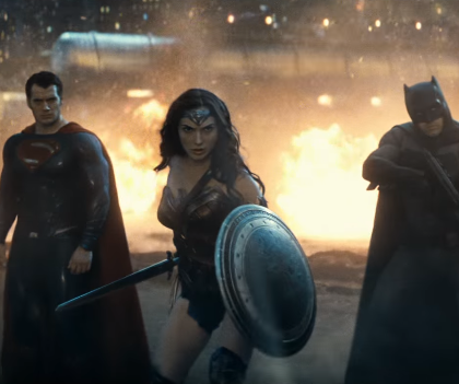 Batman v Superman- trailer