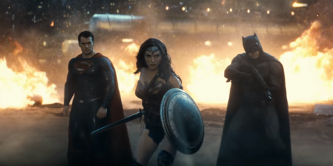 Batman v Superman- trailer