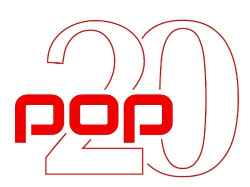 POP TV LOGO 20LET