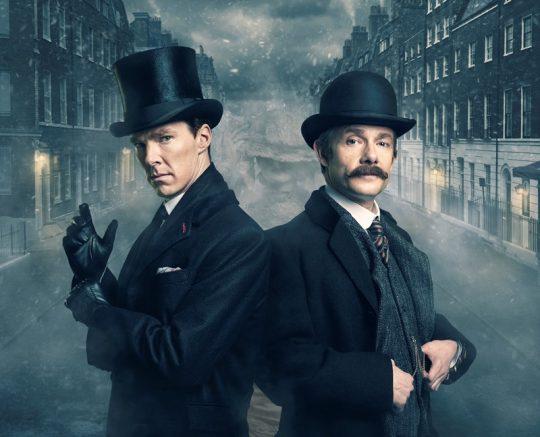 Sherlock-The Abominable Bride