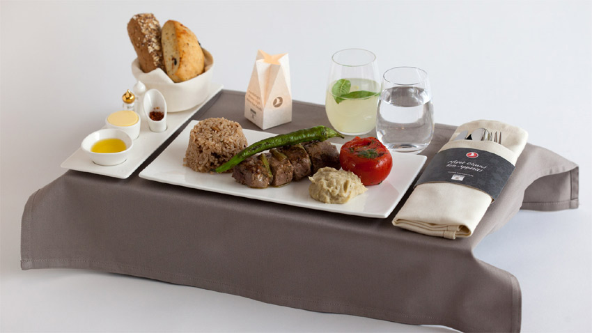 Turkish Airlines Business Class-2
