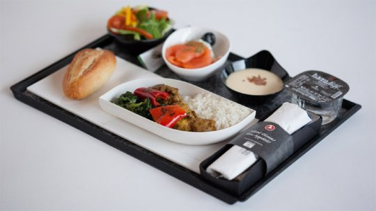 Turkish Airlines Economy Class