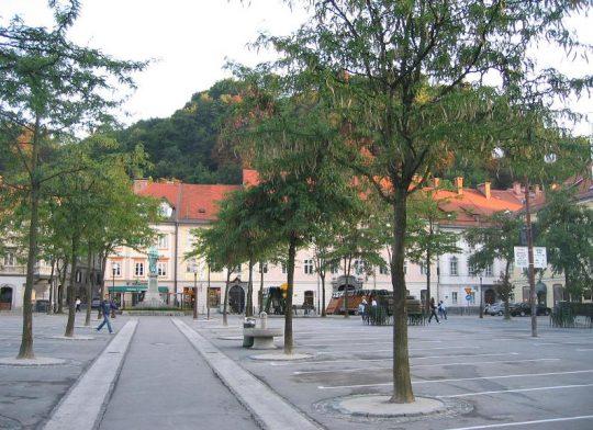 VodnikovTrg-Ljubljana