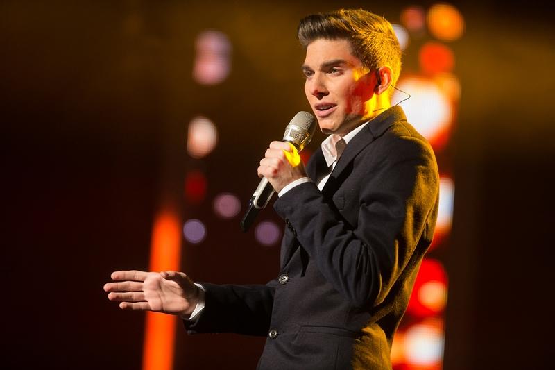 Slovenija ima Talent 2015, prva polfinalna oddajafoto Miro Majcen
