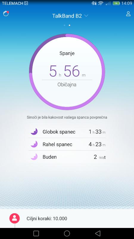 Huawei TalkBand B2-7