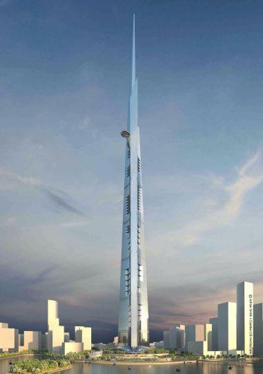 Jeddah Tower-1