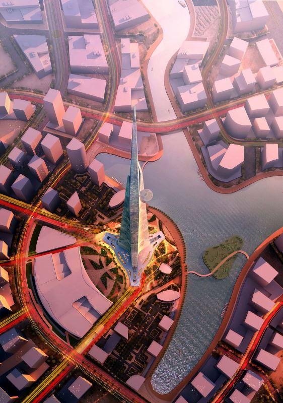 Jeddah Tower-2