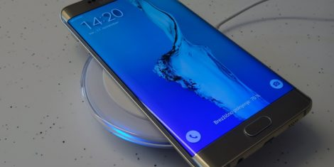 Samsung Fast Charge Qi Wireless Charging Pad