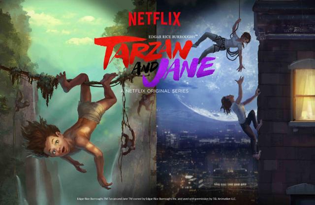 Netflix Original Tarzan  Jane