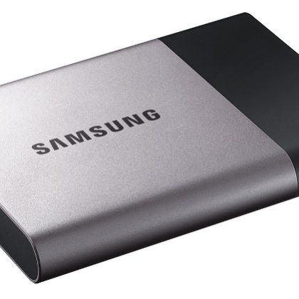 samsung-Portable SSD T3