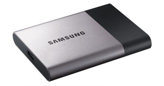 samsung-Portable SSD T3
