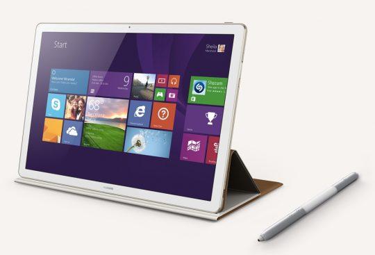 Huawei MateBook with MatePen
