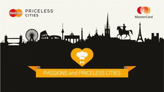 MasterCard Priceless Cities