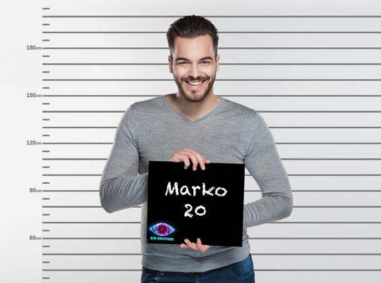 Marko merela big brother - 2 3