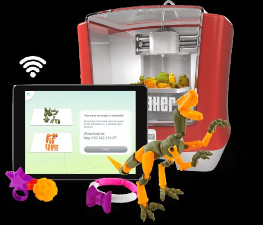 mattel-ThingMaker-3D-tiskalnik-1